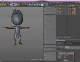 #25 para 3D Character design for Mobile Soccer Game App por VolcanArteStudio