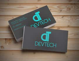 #1 para Develop a Corporate Identity for a tech company de axeltato