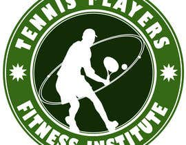 gpsart tarafından Design a Logo for tennis players fitness institute için no 12