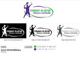 nº 145 pour Design a Logo for tennis players fitness institute par sunsoftpro