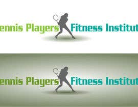 #107 for Design a Logo for tennis players fitness institute af mahossainalamgir