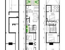 #16 for Victorian Terrace Floor Plans by arqddcc