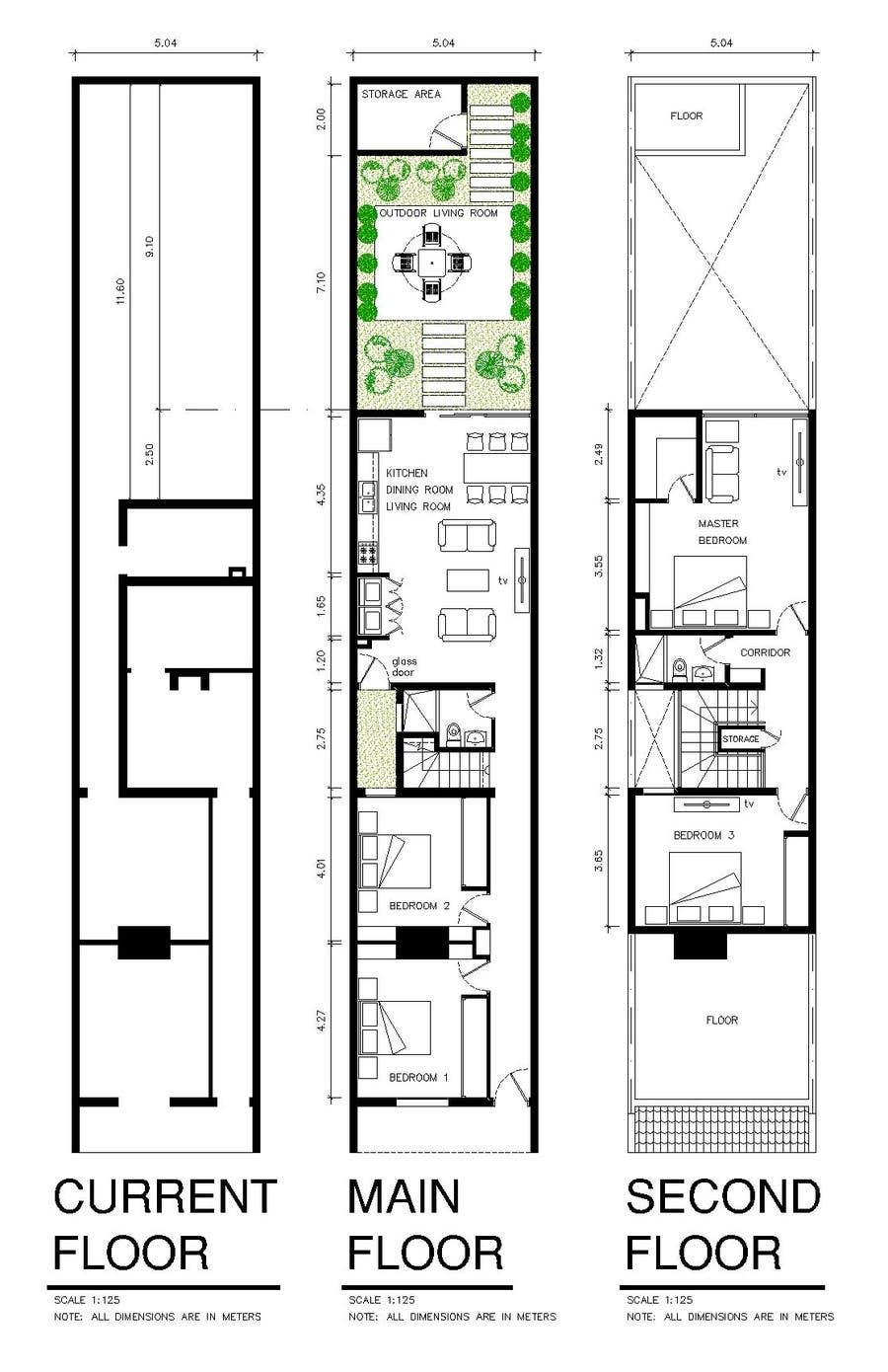 Victorian Terrace Floor Plans Freelancer