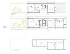 #20 for Victorian Terrace Floor Plans by Ivanmfernandez