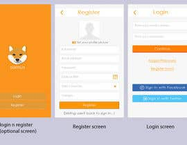 #2 for Design an app mock up for my developer to Stylize by vipinsharmagm