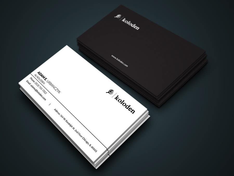 Contest Entry #                                        93                                      for                                         Design some Business Cards