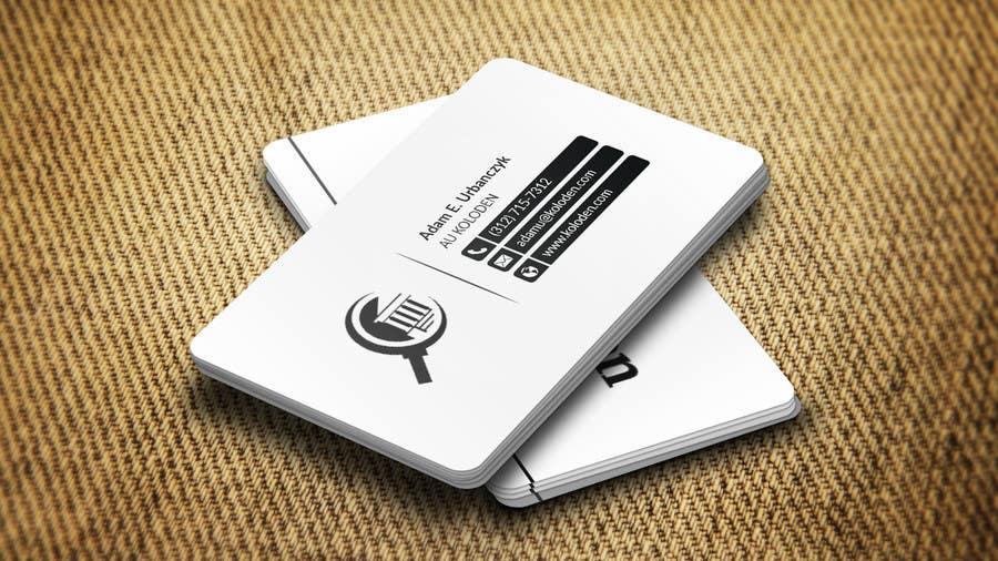 Participación en el concurso Nro.                                        112                                      para                                         Design some Business Cards