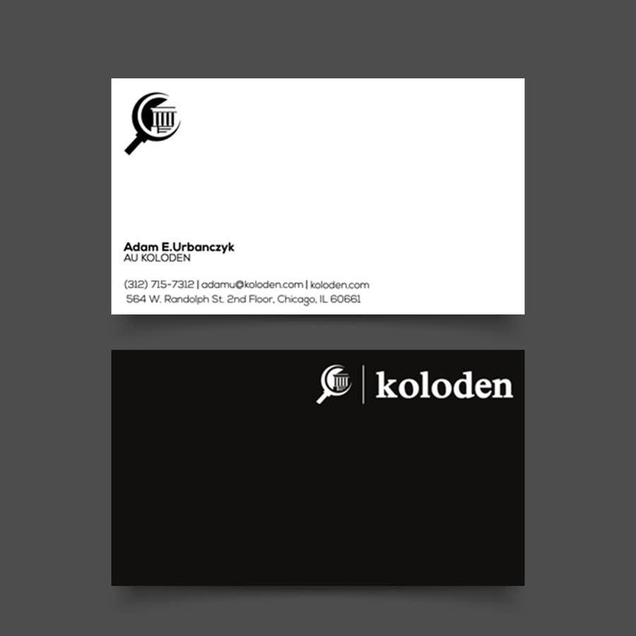 Participación en el concurso Nro.                                        108                                      para                                         Design some Business Cards