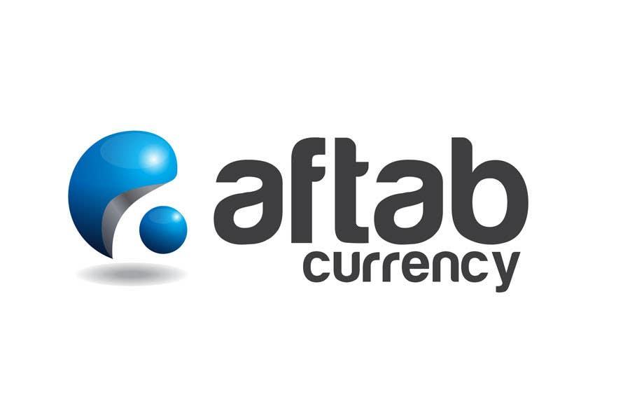 Inscrição nº 417 do Concurso para Logo Design for Aftab currency.