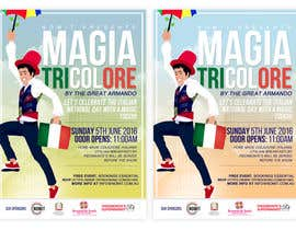 #29 for Magia Tricolore by ClaudiuTrusca