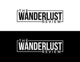 towhidhasan14 tarafından Design a Logo for The Wanderlust Review. için no 96