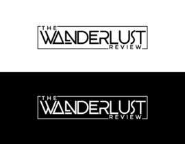 towhidhasan14 tarafından Design a Logo for The Wanderlust Review. için no 97