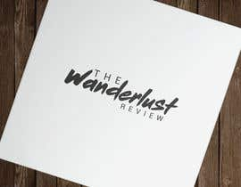 #26 for Design a Logo for The Wanderlust Review. by nikdesigns