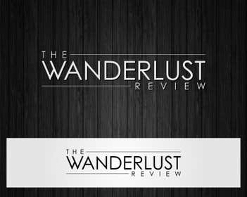 habibiesyafrudin tarafından Design a Logo for The Wanderlust Review. için no 40