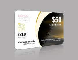 #6 for Business Card Voucher by ezesol