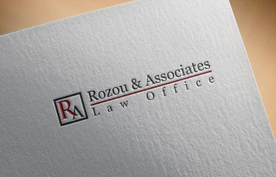 Penyertaan Peraduan #                                        69                                      untuk                                         Logo design for law office