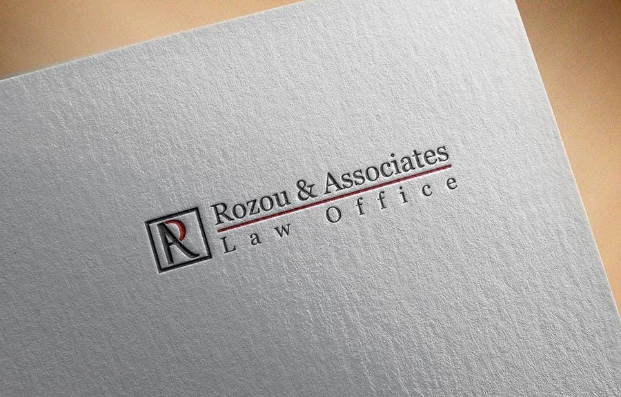 Penyertaan Peraduan #                                        80                                      untuk                                         Logo design for law office
