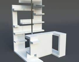 #6 para Do some 3D Modeling for a moveable exhibition stand design de anto2178