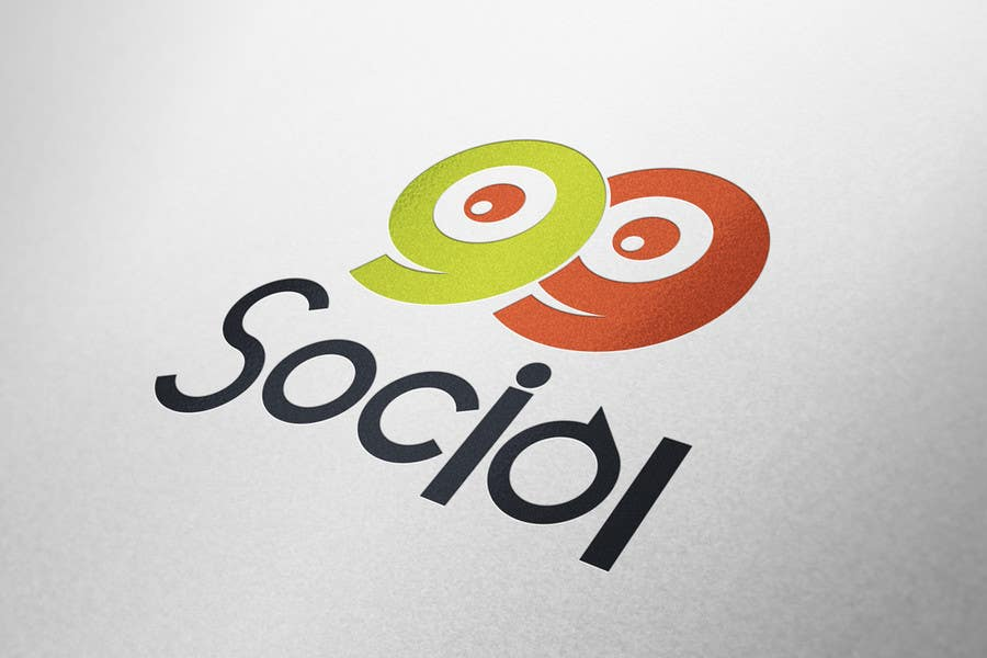 Participación en el concurso Nro.                                        37                                      para                                         Design a Logo for 99Social