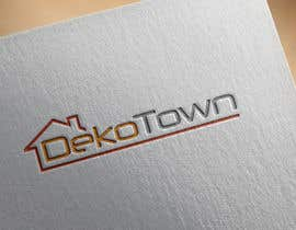 #36 para DekoTown Logo por gerojmm