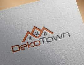 #61 for DekoTown Logo by gerojmm