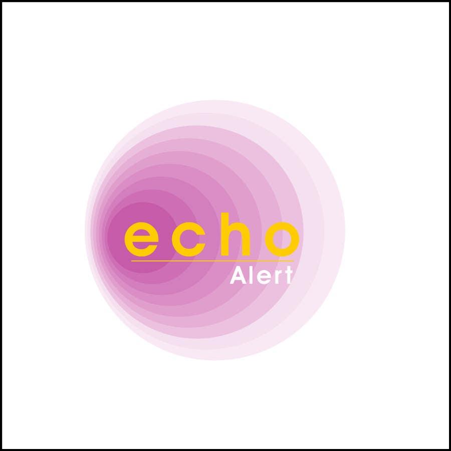 #160 for Design a Logo for Echo or Echo Alert by GoldSuchi