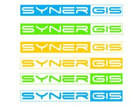 #73 for Design a logo for SynerGIS by YessaY