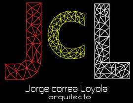 Nro 60 kilpailuun Diseño de logotipo minimalista para Arquitecto käyttäjältä sebastrianoo