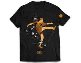 #8 para Design a T-Shirt BALF por JelenaP89