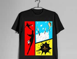 #11 para Design a T-Shirt BALF por karenli9