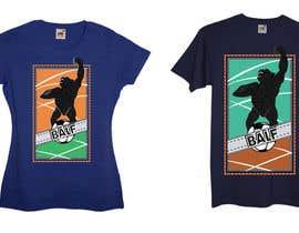 #10 para Design a T-Shirt BALF por AnnStanny