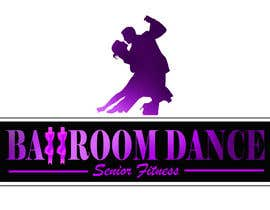 #1 สำหรับ Ballroom Dance for Senior Fitness Logo โดย edisontoh