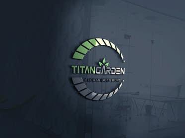 NAK4Logos tarafından Logo design for Titan Garden için no 56