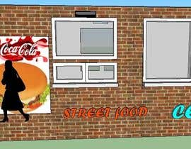 #33 for I need some Graphic Design idea for fast food kiosk by deniszandonai