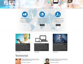 #41 para Design a Website Mockup for website por webcloud9