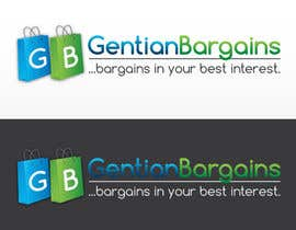 #17 para Develop a Corporate Identity for GentianBargains. por burgerdesign1