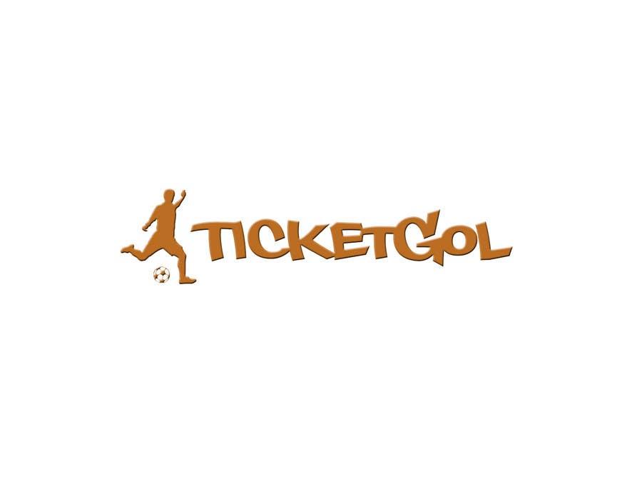 Penyertaan Peraduan #                                        3                                      untuk                                         Diseñar un logotipo - TicketGol