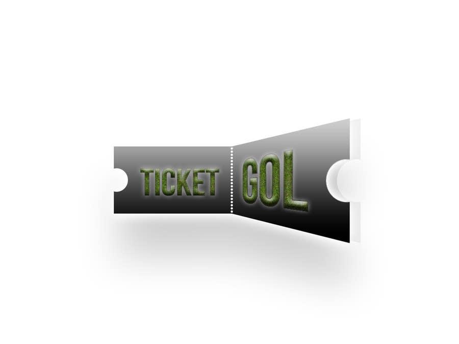 Penyertaan Peraduan #                                        6                                      untuk                                         Diseñar un logotipo - TicketGol