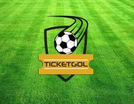 #40 para Diseñar un logotipo - TicketGol de qdoer
