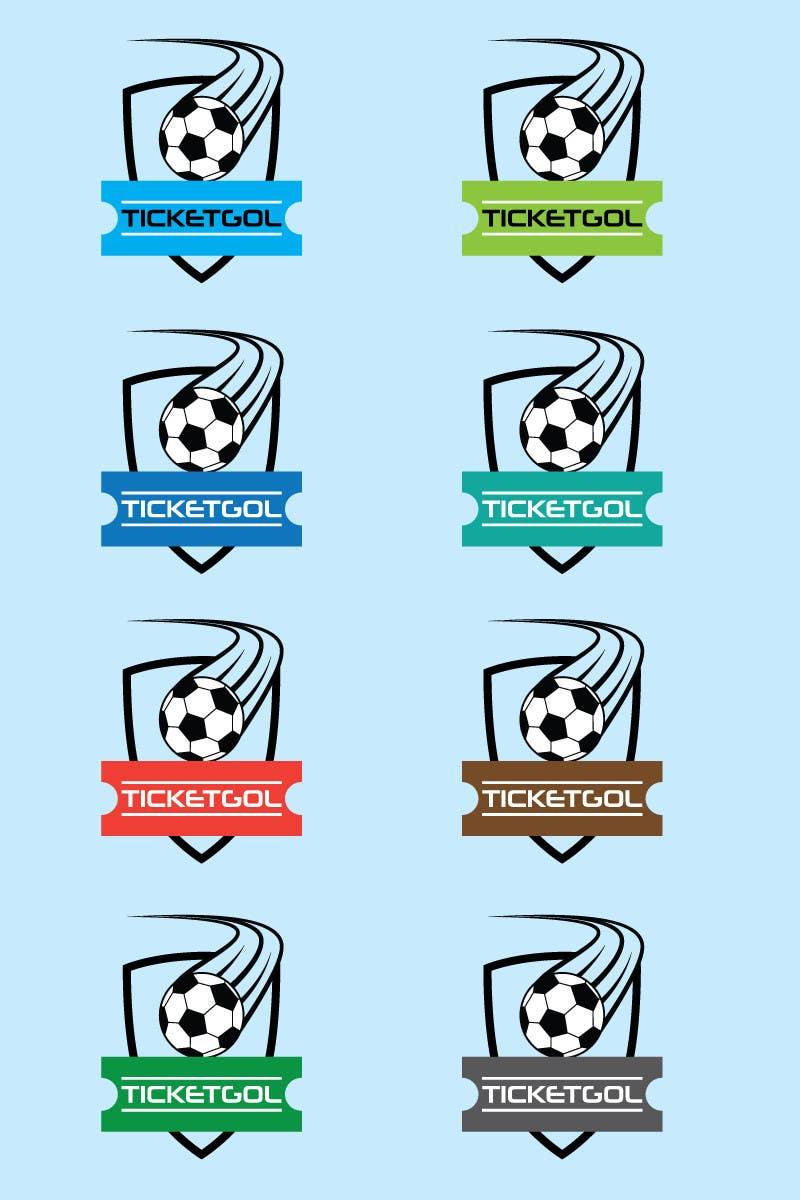 Penyertaan Peraduan #                                        53                                      untuk                                         Diseñar un logotipo - TicketGol