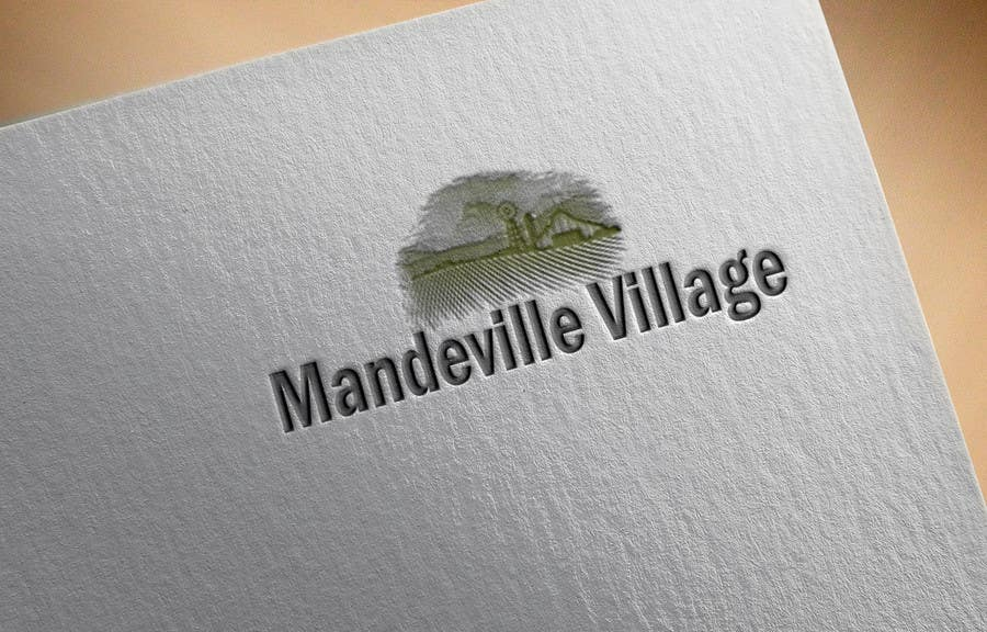 Contest Entry #                                        9                                      for                                         Retail Village Logo