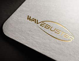 "#55 for Design a logo for the term ""wave buster"" by KOTHA82"