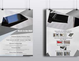 #2 สำหรับ Design a Flyer For Stainless Steel Chrome Auto Accessories โดย GlowingGraphic