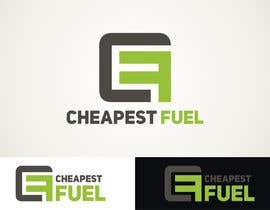 #30 para Logo for cheapest fuel App de isyaansyari