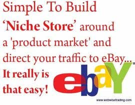 AllEsha tarafından Build a ebay store and matching listing template, logo and facebook landing page için no 16
