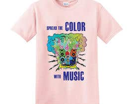 #9 for Design a T-Shirt for Coloring Books fans (Teespring, Amazon Merch) by rimachoudhury