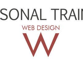 #21 สำหรับ Design a Logo For my Personal Trainer Web Design Company โดย alyonagladkaya