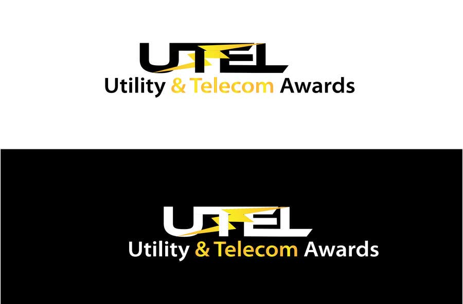 Penyertaan Peraduan #                                        10                                      untuk                                         Design a Logo for the Utility & Telecom Awards