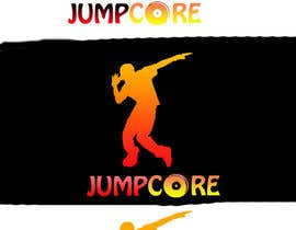 #37 for JUMPCORE Logo by misbahkhan1333