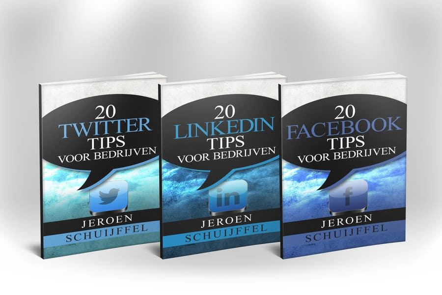 Kilpailutyö #6 kilpailussa I need 3 simple ebook covers